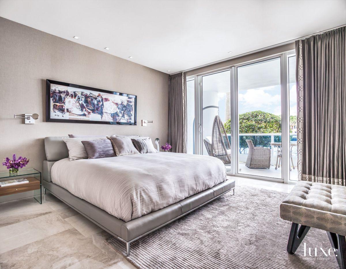 Relaxing Bedroom with Outdoor Space