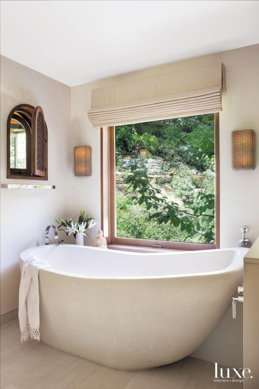 Luxurious Master Bath in Berkeley Contemporary