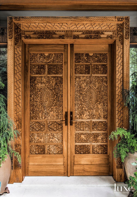 Incredible Front Door In Dazzling Berkeley Contemporary