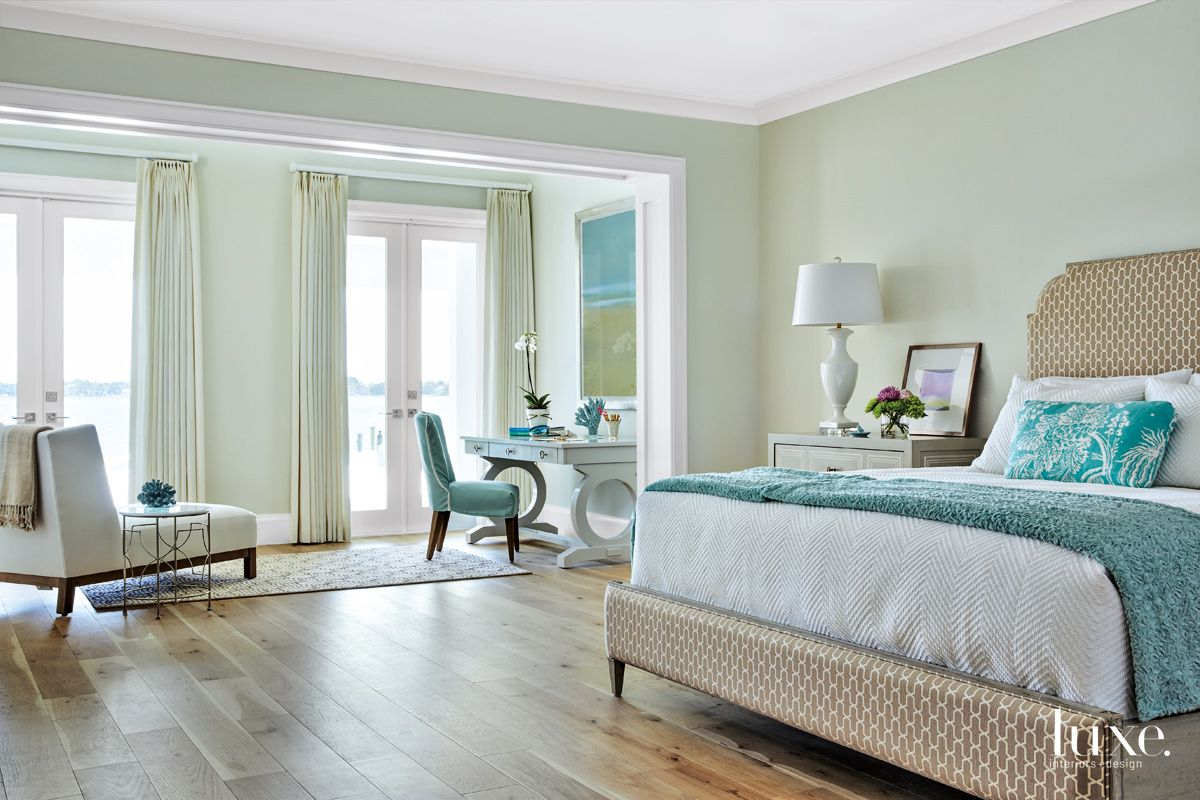 Serene Guest Master Suite in Palm Beach Vacation Home