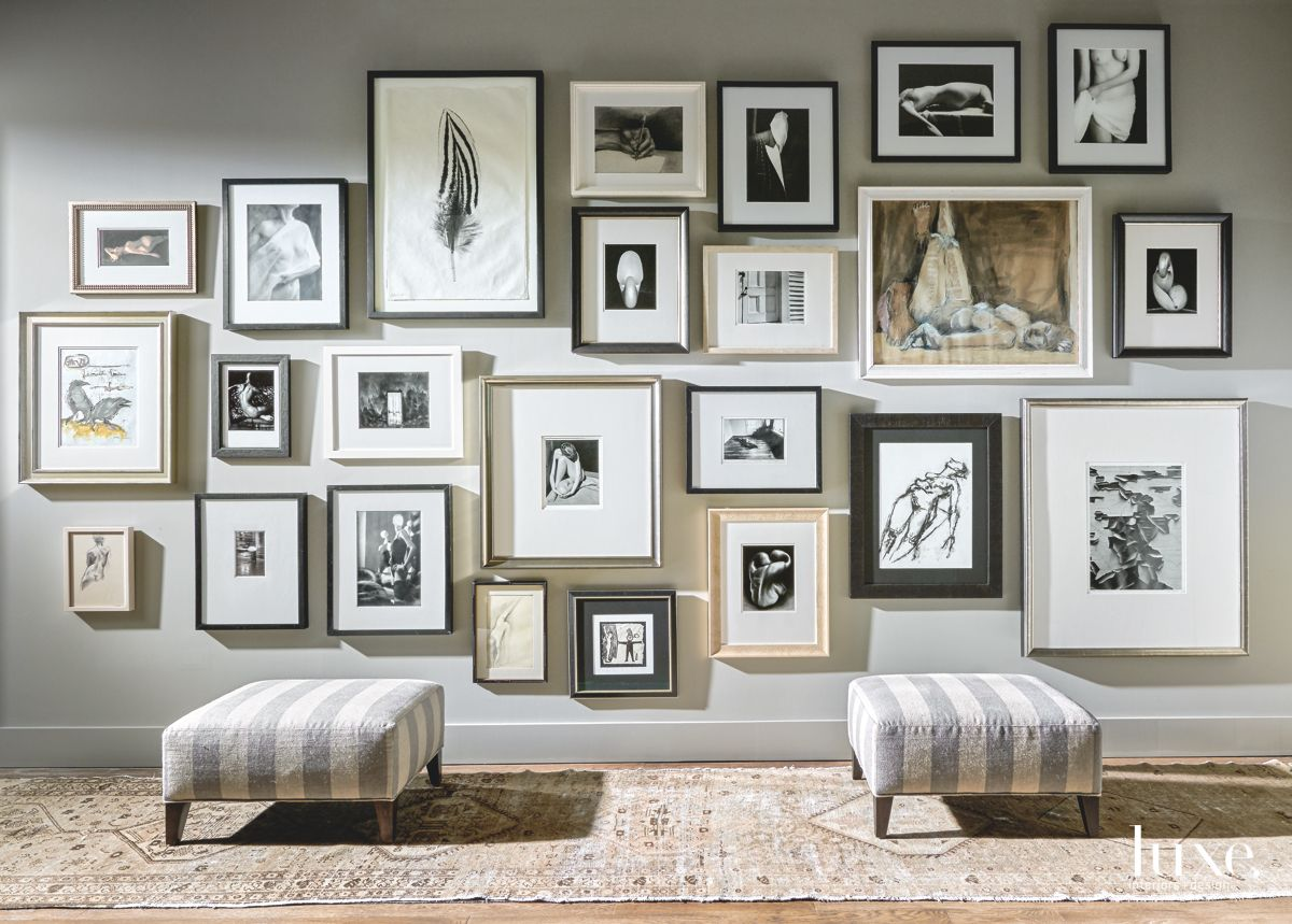 Art Dominates This Contemporary Chicago Condo