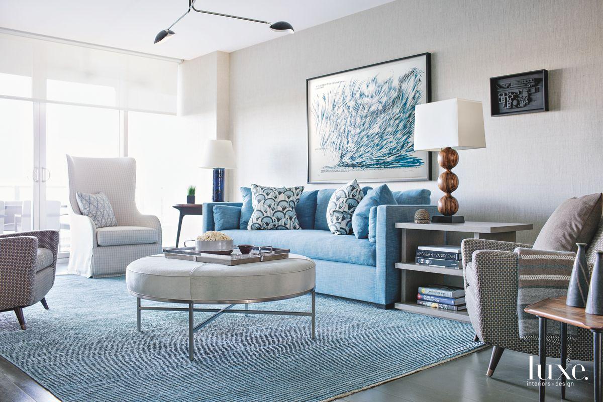 Coastal Cool in a Modern Miami Apartment
