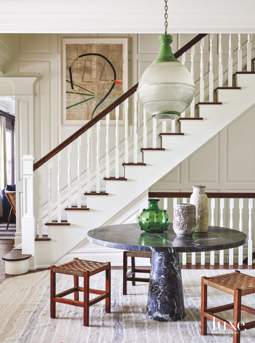 Country Home In Bridgehampton Designed for Large Family Gatherings