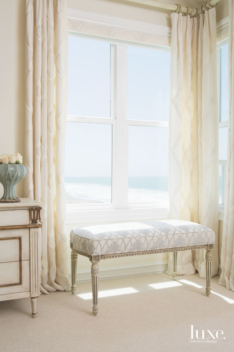 Dreamy Nook in Dana Point Bedroom With Ocean View