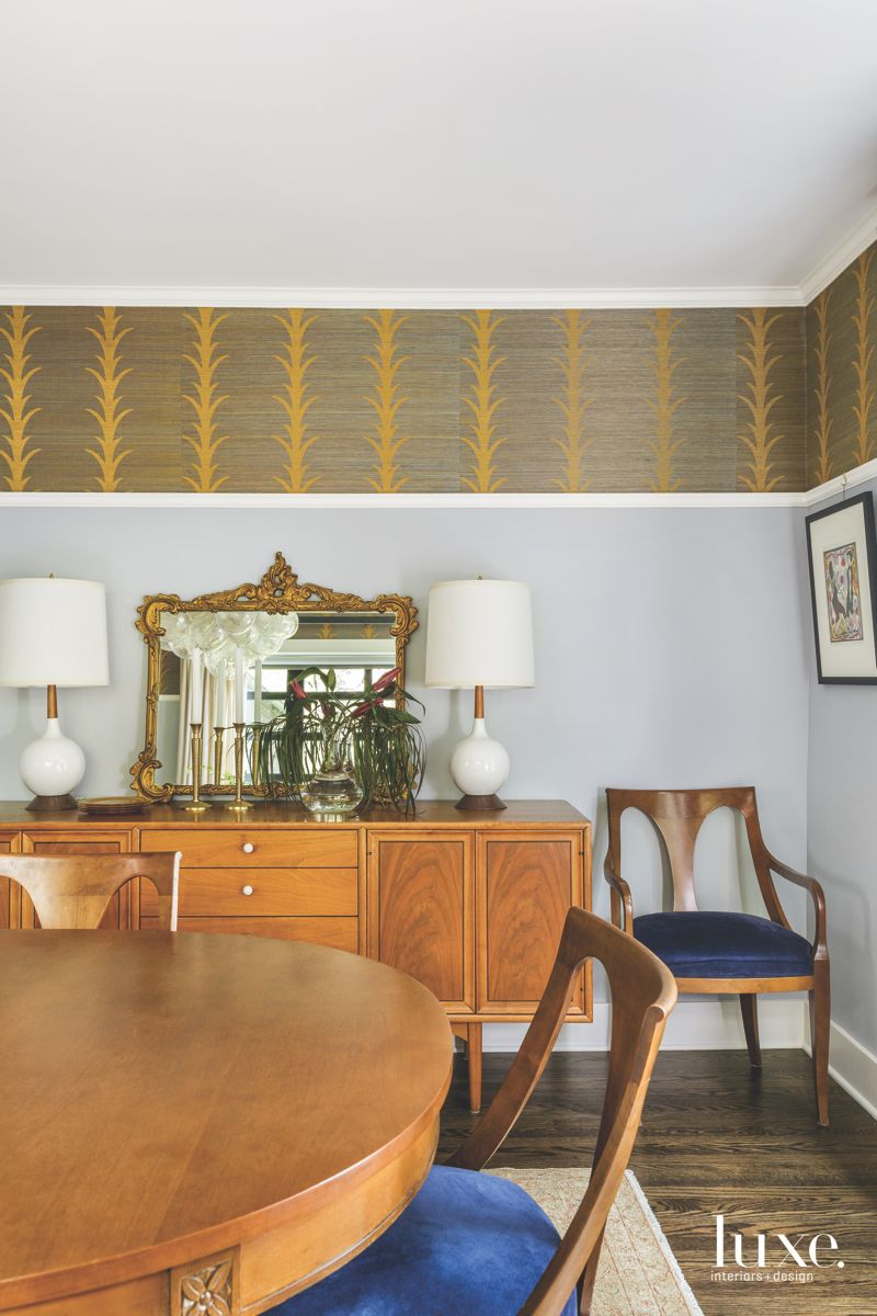 This Vintage Seattle Home Uses Patterns & Color To Leap Into the 21st Century