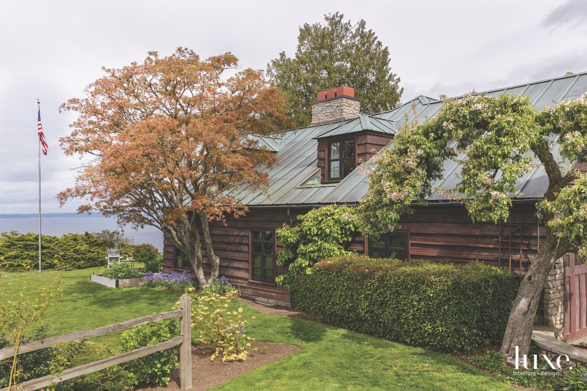 Seattle Home Mixes European and Homesteader Qualities