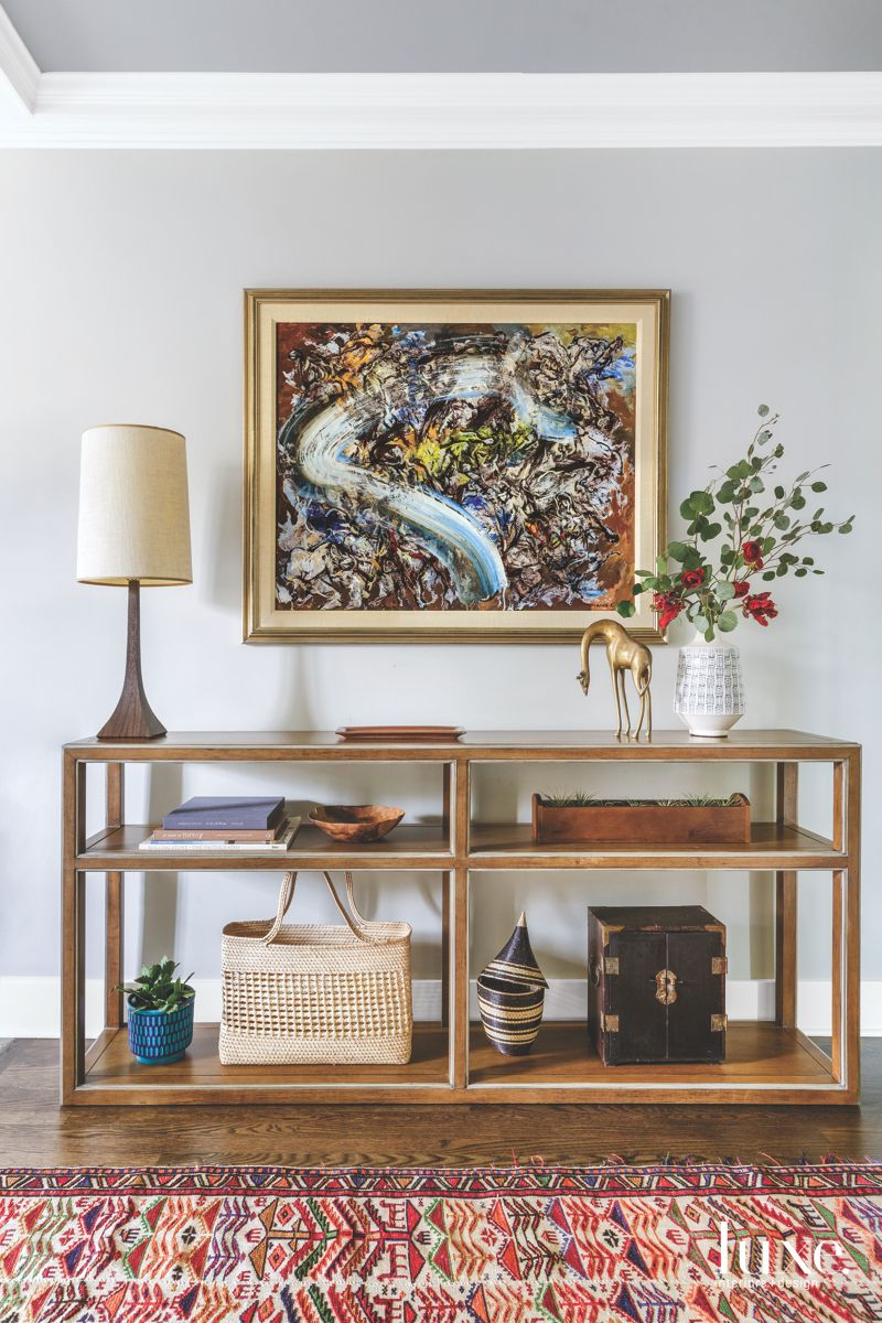 Family Heirlooms Mix In Seattle Home With European Country Vibe