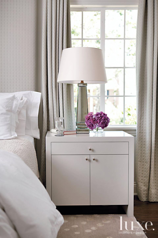 Custom bedside table