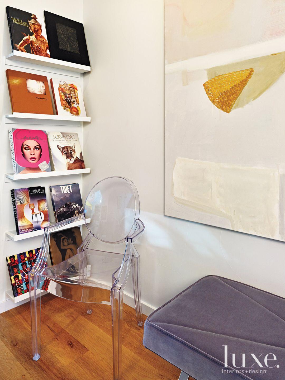 Modern Living Room Vignette
