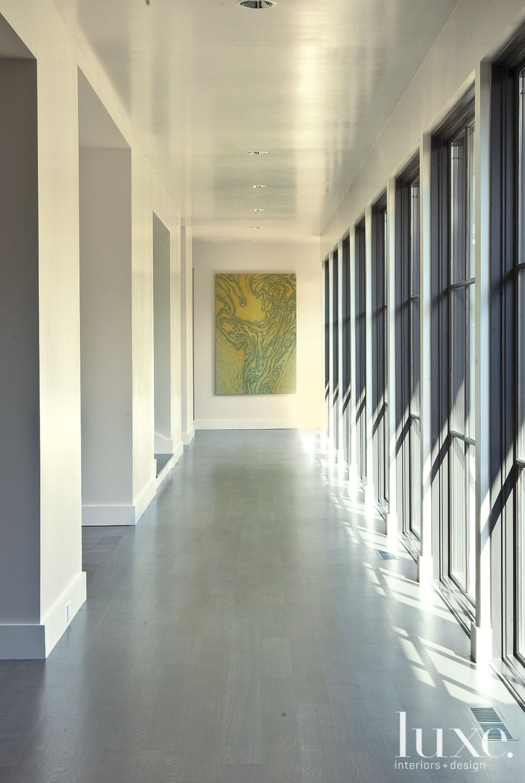 Transitional Hallway Gallery