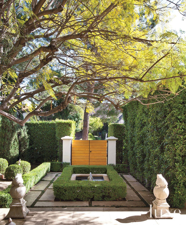 Mediterranean Entry Courtyard Gate