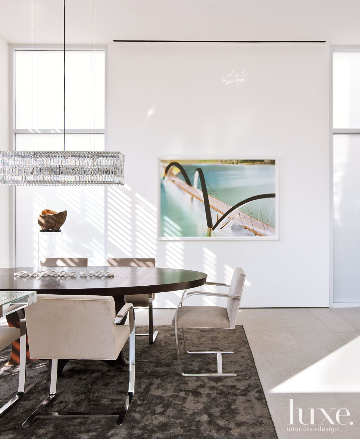 Sophisticated Modern Dining Room