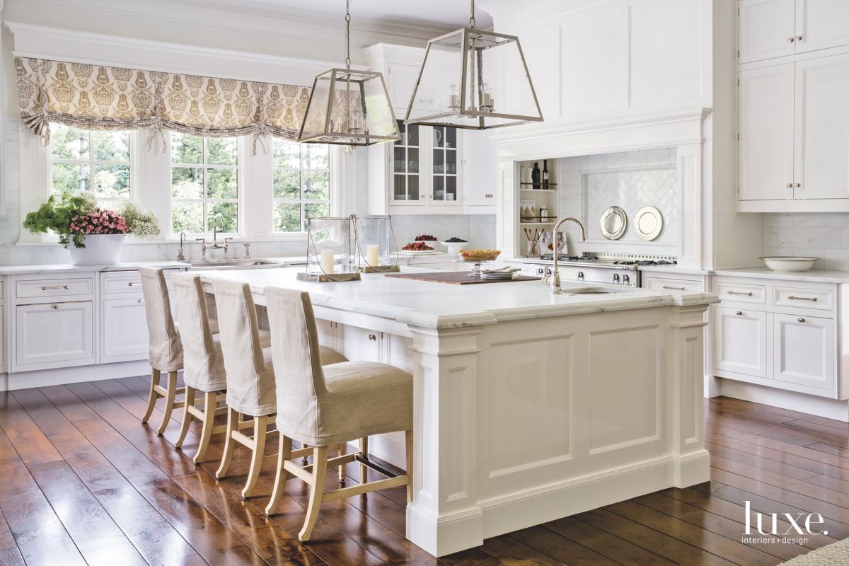 A Kitchen for an Avid Cook