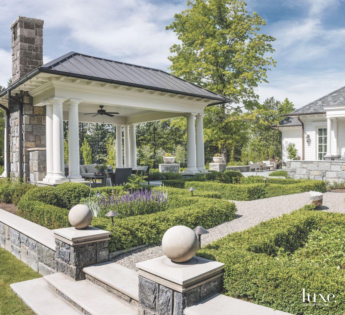 Private Home Pavilion
