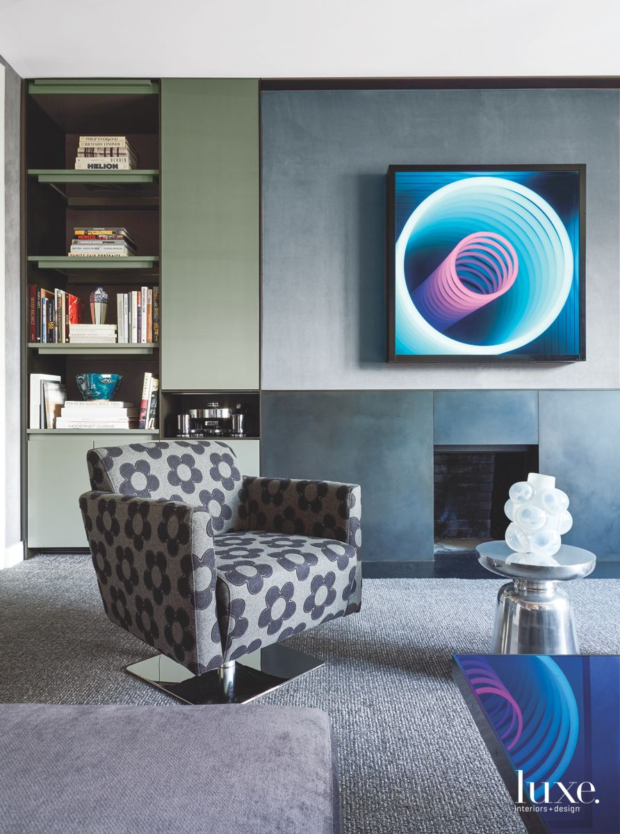 Kinetic Media Room