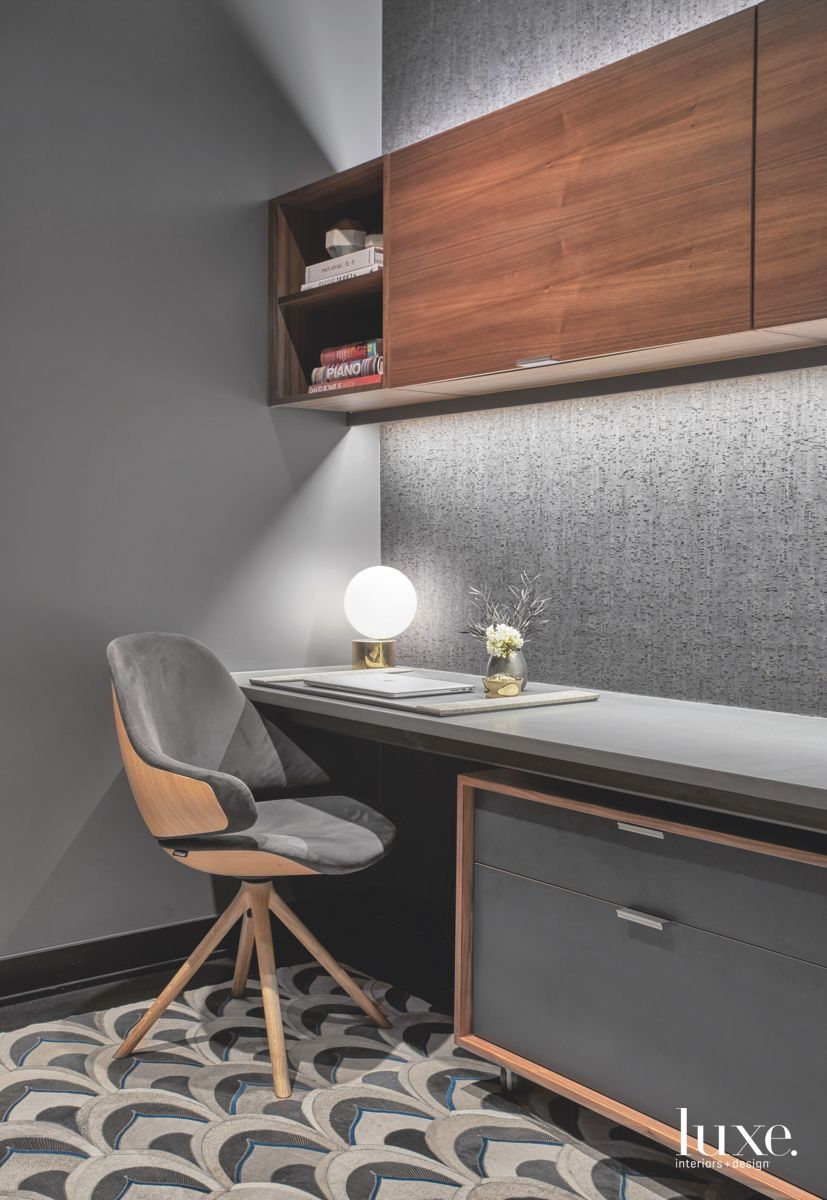Textured Office
