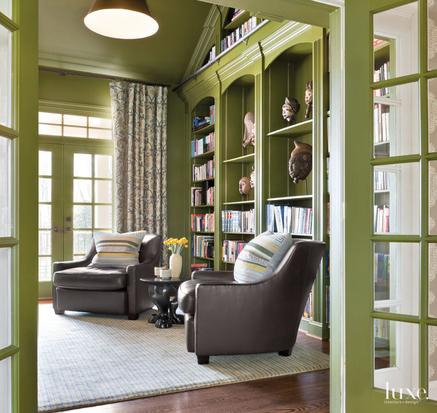 Contemporary Green Library