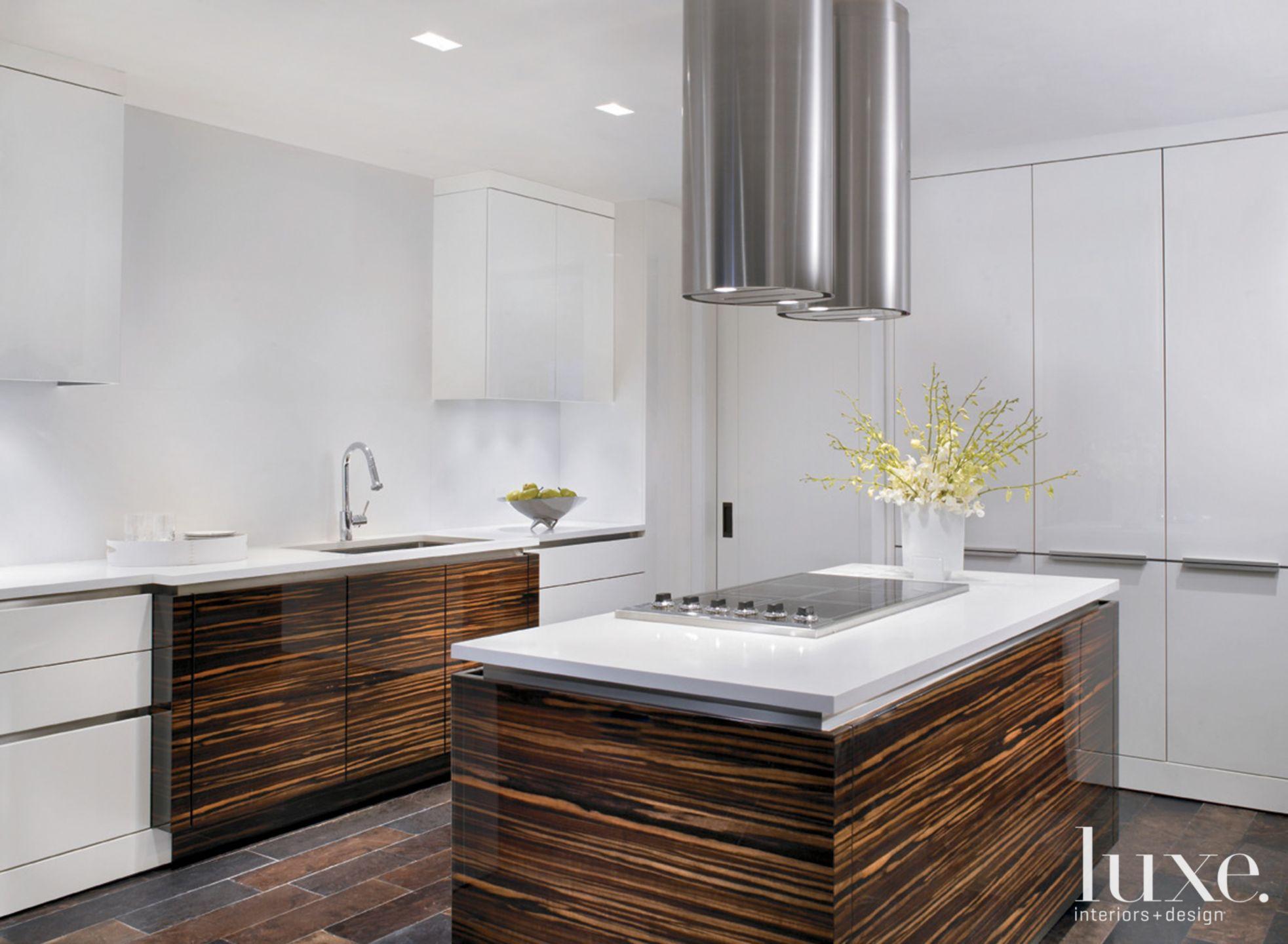 A Waterfront Miami Condominium With Retro Classics Luxe Interiors Design