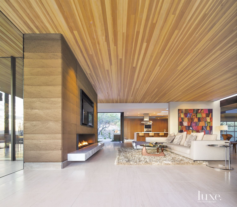 Modern Neutral Living Area