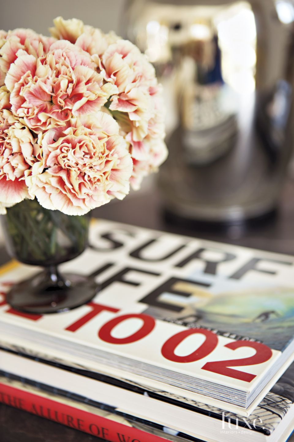 Living Room Coffee Table Books