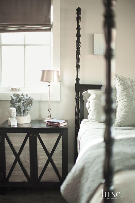 Contemporary Master Bedroom Nightstand