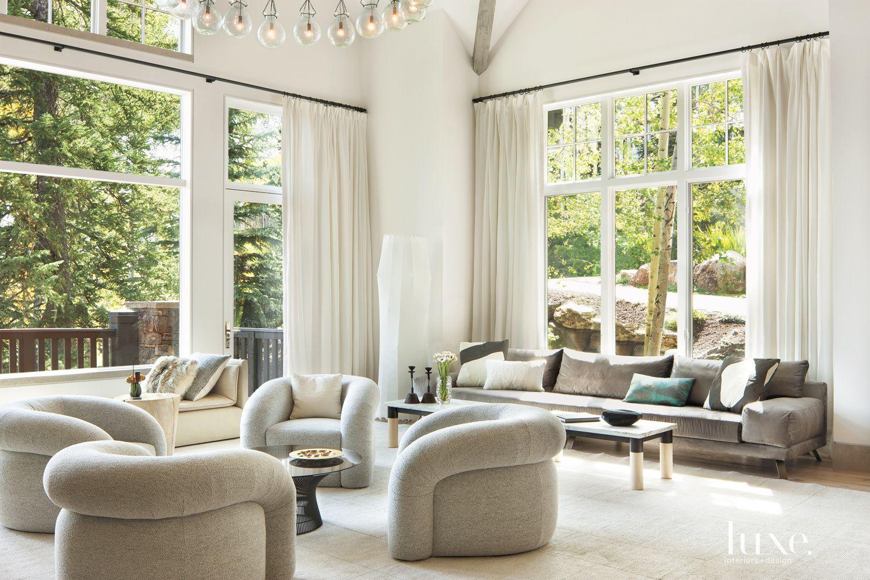 White Mountain Living Room