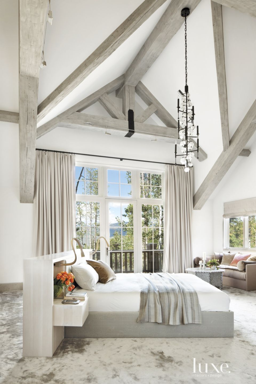 White Mountain Master Bedroom