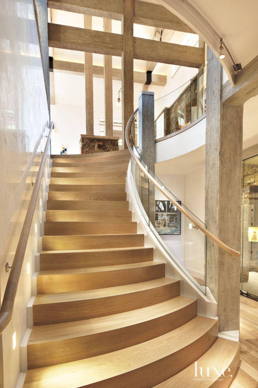 White Oak Mountain Staircase