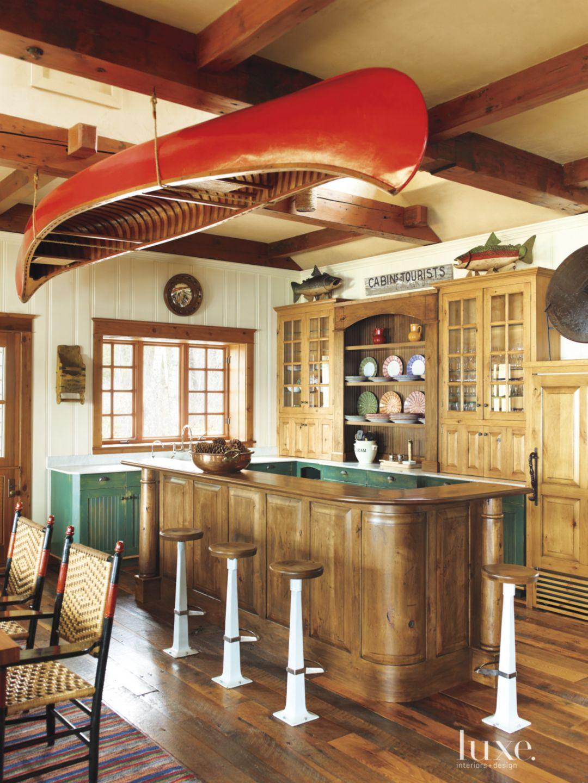 Country Cream Kitchen
