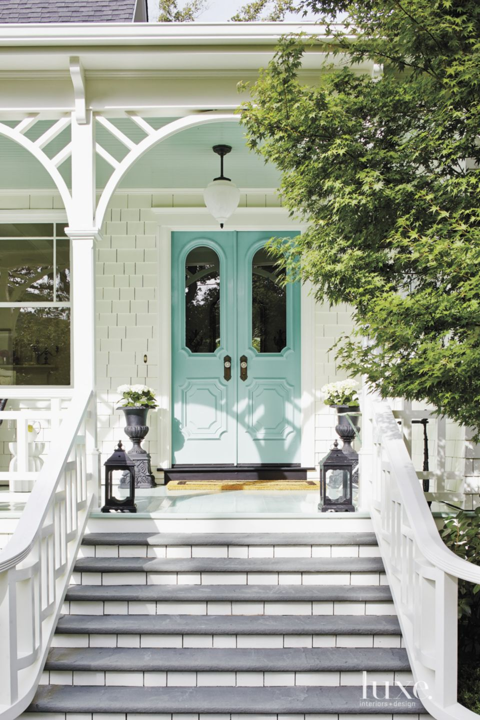 Contemporary Victorian Front Doors