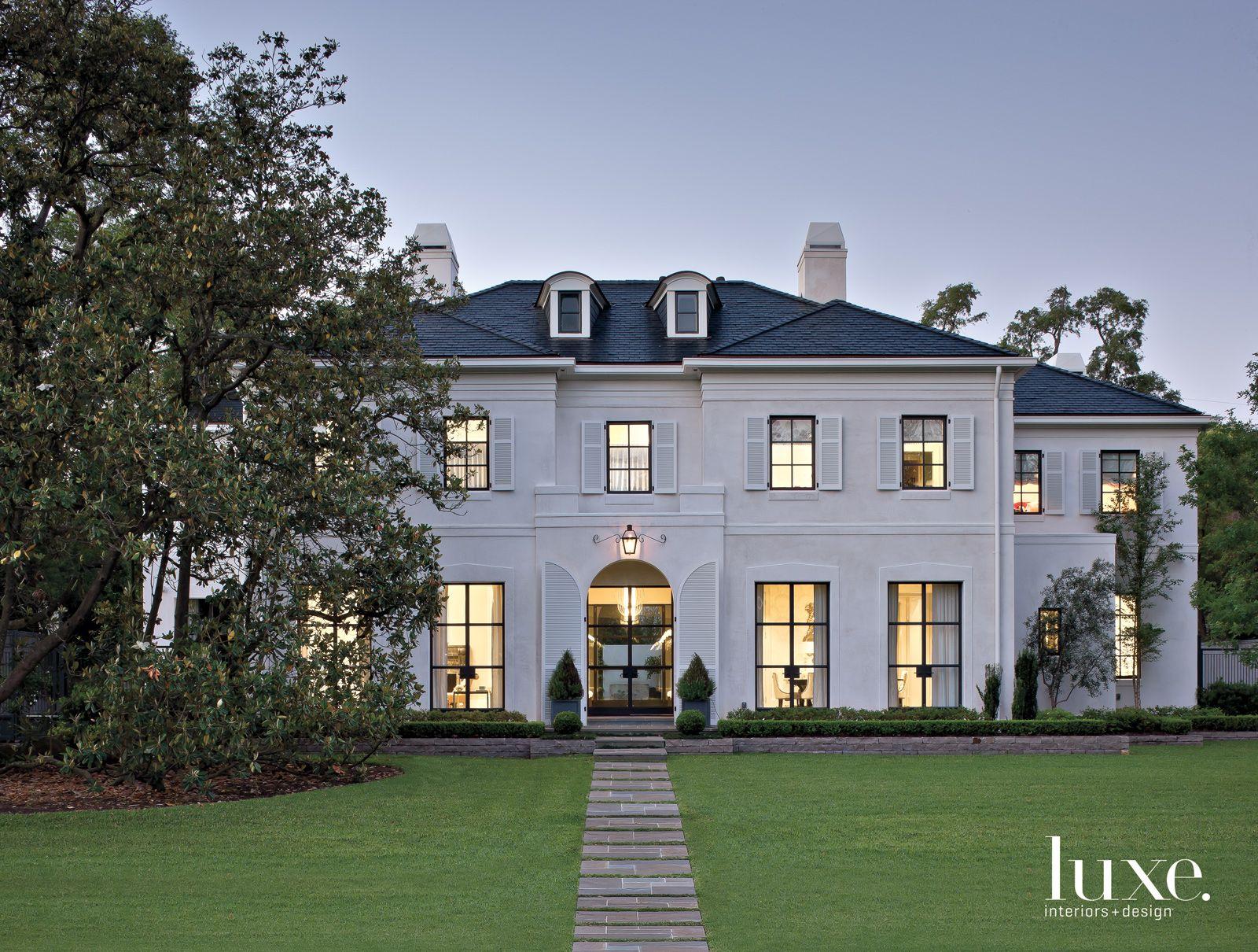 Elegant Regency-Style Home