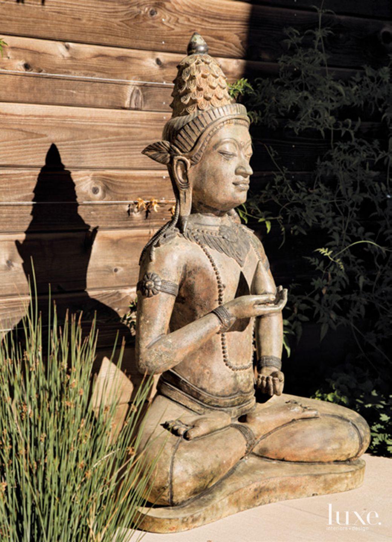 Antique Buddhist Sculpture
