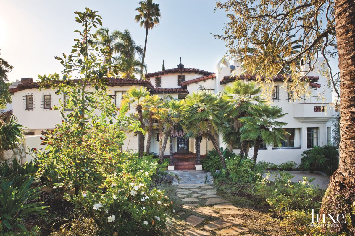 Spanish Colonial 1920s Revival